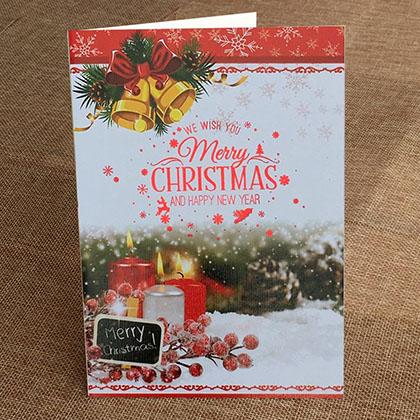Thiệp In Noel Lớn