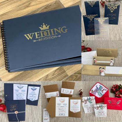 Thiệp cưới đợt 20
