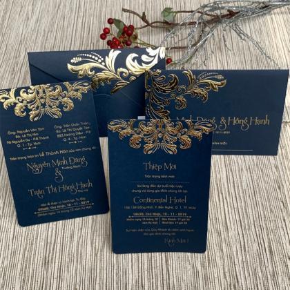 Thiệp cưới 3D Lớn