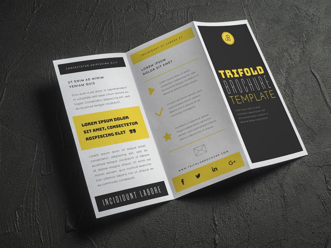 In Tờ rơi - tờ gấp - Brochure